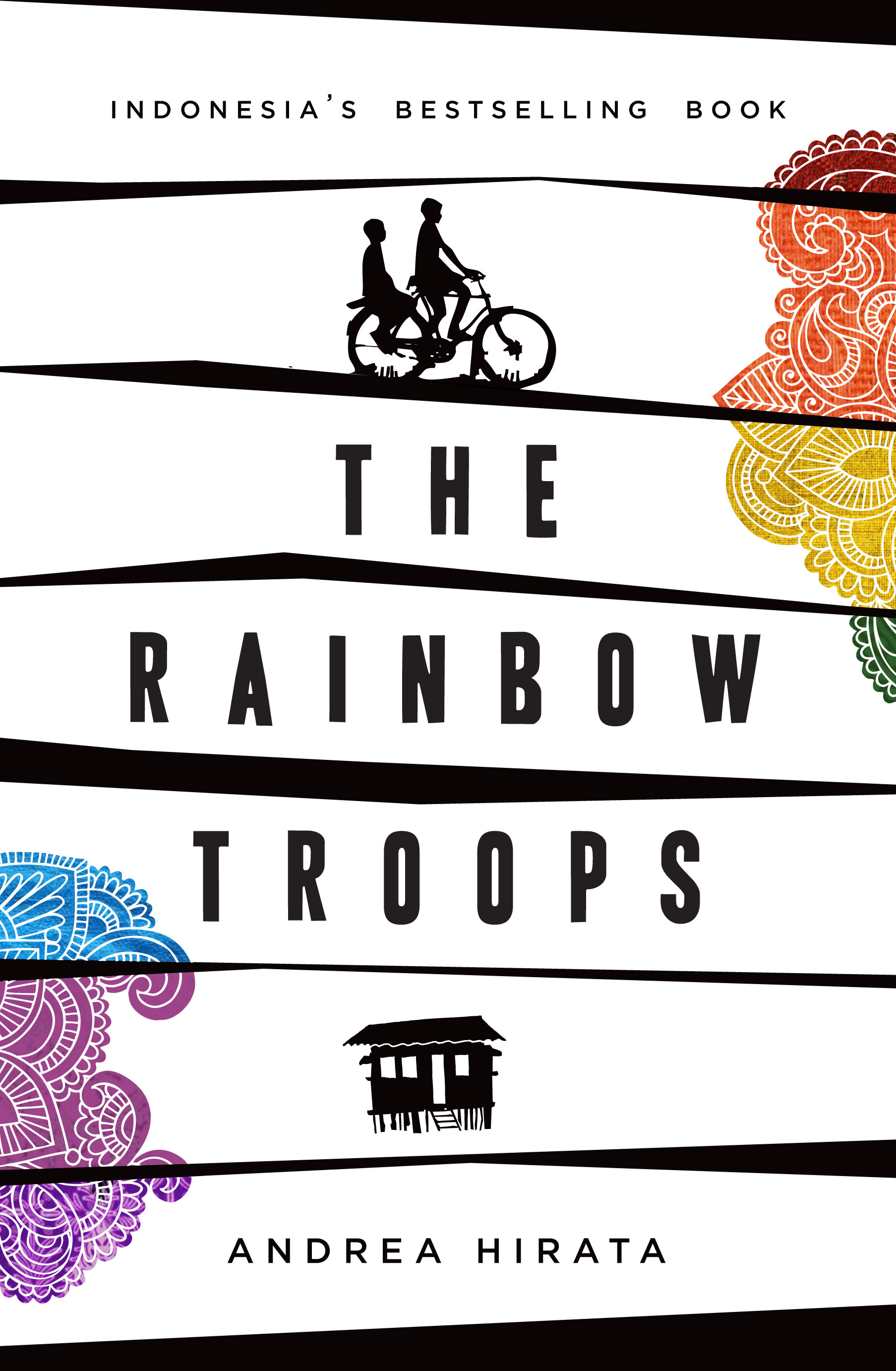 The RainbowTroops  cover -Australian and New Zealand Version