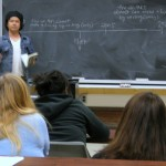 Giving Lecture at University of Iowa